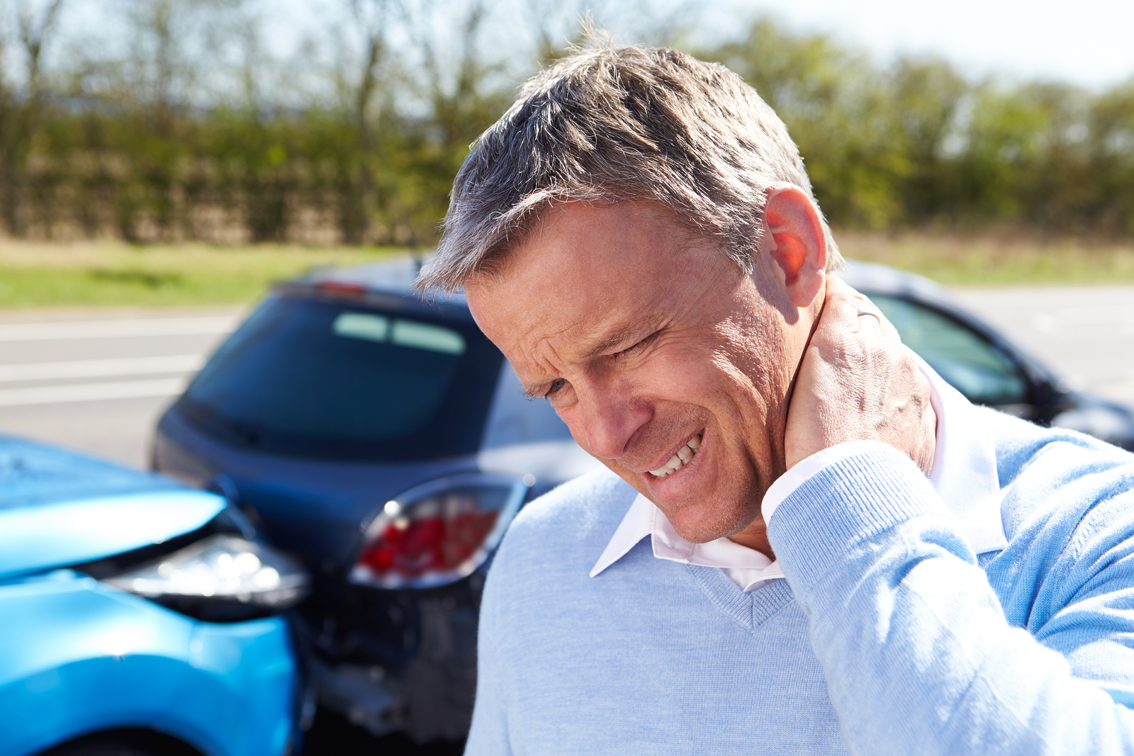 auto accident injury and whiplash treatment from your chiropractor in houma and thibodaux